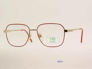18k Solid Gold Eyeglass Frames : GOLD EYE GLASSES FRAME Glass Eye